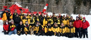 Search and Rescue Team Photo